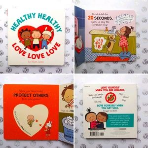 📚 Books 📚 Healthy, Love, Kids, Books